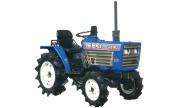 Iseki TU1501 tractor photo