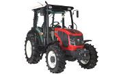 Erkunt Bereket 65E tractor photo