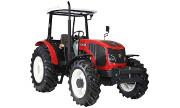 Erkunt Nimet 70E tractor photo