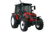 Erkunt Nimet 75.4E tractor photo