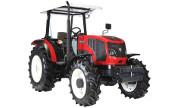 Erkunt Nimet 75 tractor photo