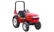 Yanmar AF-150 tractor photo