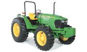 John Deere 5725 tractor photo