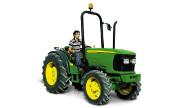 John Deere 5515 F tractor photo