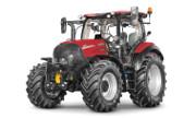 CaseIH Vestrum 100 tractor photo