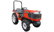 Kubota B92 tractor photo