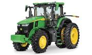 John Deere 7R 330 tractor photo