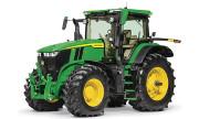 John Deere 7R 350 tractor photo
