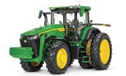 John Deere 8R 250 tractor photo