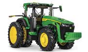 John Deere 8R 340 tractor photo