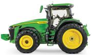 John Deere 8R 410 tractor photo