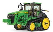 John Deere 8RT 340 tractor photo