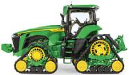 John Deere 8RX 410 tractor photo
