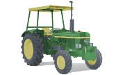 John Deere 1130 tractor photo
