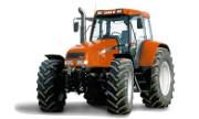 CaseIH CS 120 tractor photo