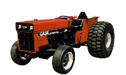 CaseIH 585 Orchard tractor photo