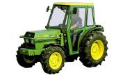 John Deere 2345F tractor photo