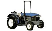 New Holland TN75F tractor photo