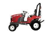 Massey Ferguson GC1723E tractor photo