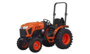 Kubota LX2610 tractor photo