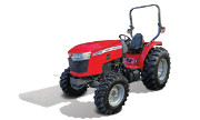 Massey Ferguson 2760E tractor photo