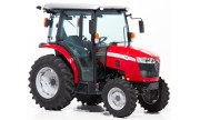 Massey Ferguson 1840M tractor photo