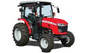 Massey Ferguson 2850M tractor photo