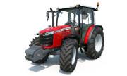 Massey Ferguson 4709M tractor photo