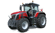 Massey Ferguson 8S.225 tractor photo
