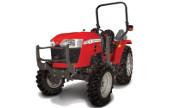 Massey Ferguson 1735E tractor photo