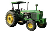 John Deere 3641 tractor photo