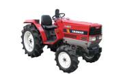 Yanmar FV-250 tractor photo