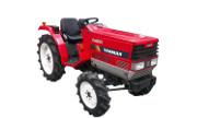 Yanmar FV-200 tractor photo