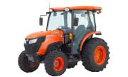 Kubota MX6000 tractor photo