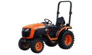Kubota B2401 tractor photo
