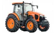 Kubota M5112 tractor photo