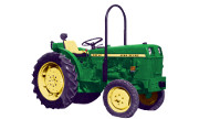 John Deere 1030VU tractor photo