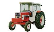 International Harvester 734 tractor photo