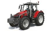Massey Ferguson 5S.125 tractor photo