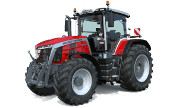 Massey Ferguson 8S.205 tractor photo