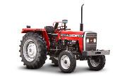 Massey Ferguson 244 DI tractor photo