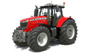 Massey Ferguson 7720S tractor photo