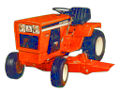 Allis-Chalmers model 919 tractor