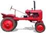 BF Avery model V tractor