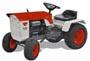 Colt model 2310 garden tractor