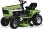Deutz-Allis model 612 lawn tractor