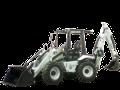 EarthForce EF-6 backhoe-loader tractor