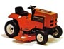 Power King model 1212 garden tractor