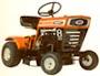 1972 Huffy Sheraton lawn tractor.