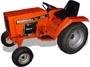 Ingersoll model 4120 garden tractor.